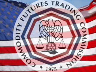 CFTC and US Flag